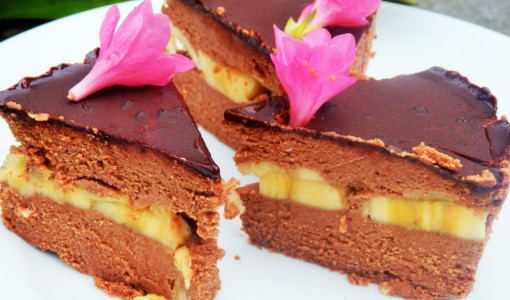 Raw Chocolate Cake Recipe