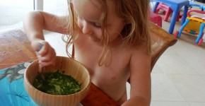 Raw Food for Kids
