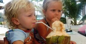 Coconut water benefits, health