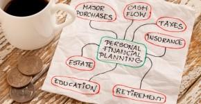 Personal finance, money