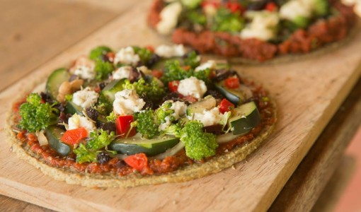 Raw Pizza Recipe